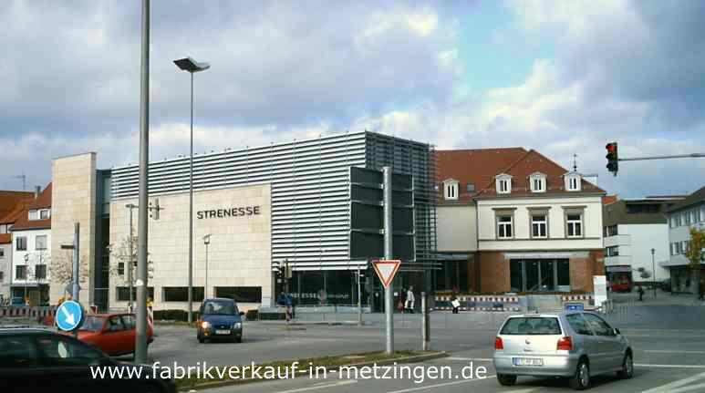 Metzingen outlet fabrikverkaufs fotos und impressionen for Kare fabrikverkauf factory outlet